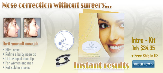 Information about nose jobs non surgical for Style at home special offer